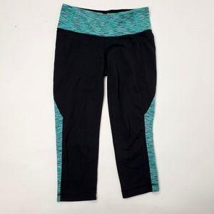 ATHLETA Black Cropped Active Stretch Pants - XS